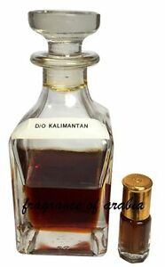 Dehnal Oudh Kalimantan concentrate Oil Attar by al haramain 3ml, 6ml, 12ml, 36ml