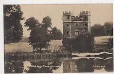 Surrey, Wolsey's Tower, Esher RP Postcard, B406