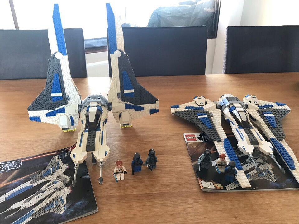 Lego Star Wars, 9525