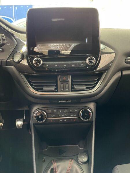 Ford Fiesta 1,0 EcoBoost mHEV ST-Line billede 12