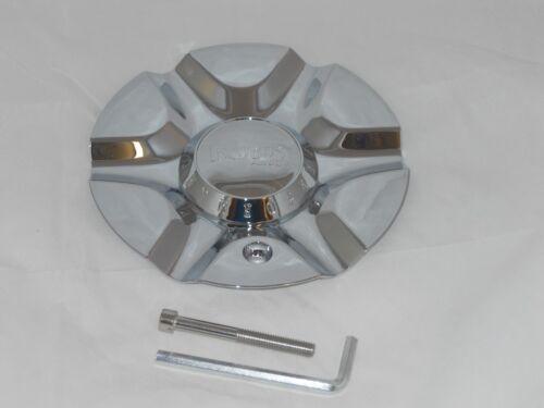 INCUBUS 763 NEMESIS CAP LG0902-19 EMR0763-TRUCK-CAP WHEEL RIM CENTER CAP W// BOLT