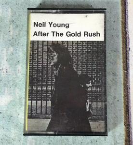 Neil-Young-After-the-Goldrush-1970-UK-Cassette-Paper-Labels-Vintage
