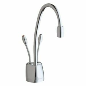 InSinkErator-Model-HC1100-Steaming-Hot-amp-Filter-Cold-Water-Chrome-Tap-ONLY