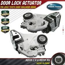 Door Lock Actuator Motor Rear Left Aisin DLT-134 fits 14-18 Toyota Highlander