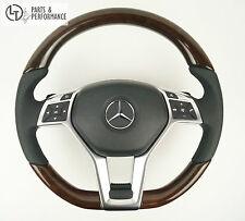 Wurzelnuss Holz Lenkrad für Mercedes-Benz AMG ** W212 W204 R172 R231 W176 C197