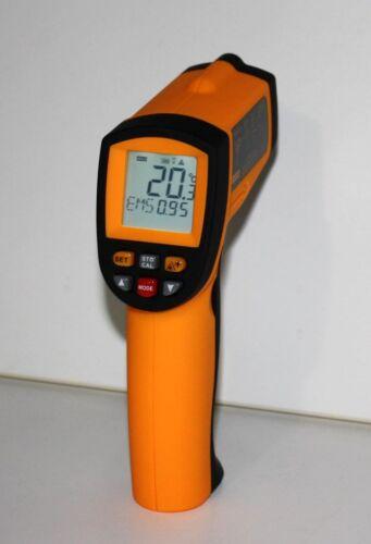 Thermomètre Pro visée l laser sans contact 50°C a 900°C infrarouge à distance v