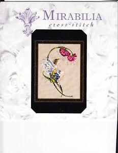 MD-Mirabilia-Nora-Corbett-Bliss-Fairy-cross-stitch-pattern-MD-89-Fantasy