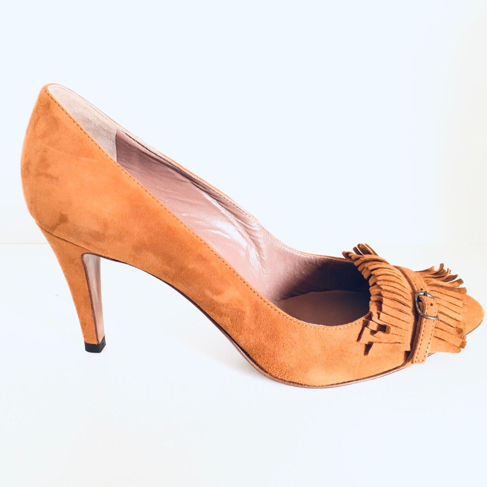 L'AUTRE CHOSE scarpe Scarpe n. 41 donna woman LAUW51 marrone camoscio