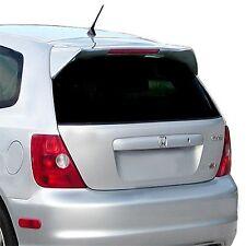 JSP 339079 Honda Civic Si Rear Spoiler Painted 2002-2005 Custom Style with LED