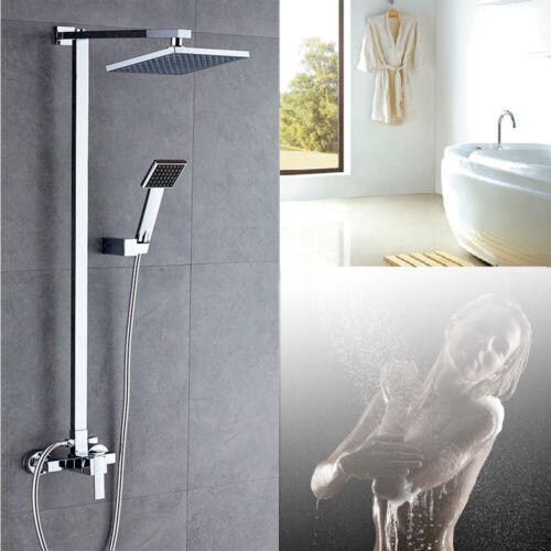 Duschpaneel Duschset Duschsäule Brausegarnitur Bad Regendusche Duschsystem Set