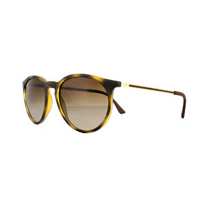 16c366cdba Ray-Ban Sunglasses 4274 856 13 Light Havana Rubber Brown Gradient