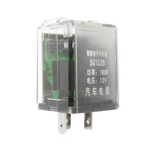 3 Pin Car Auto Electronic Turn Signal Blink Light Indicator Flasher Relay