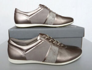 892ae1b3e2cf Image is loading New-Women-s-ECCO-Touch-Sneaker-Lace-26500355294