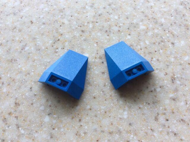 LEGO 4855 Wedge 4x4 Triple Inverted x2
