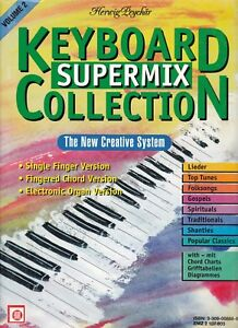 Lieder Für Keyboard Online Shop Realistisch Herig Peychär : Keyboard Supermix Collection Top Tunes