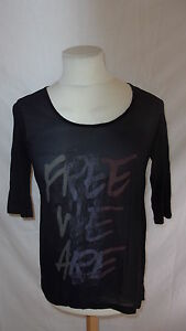 T-Shirt Freeman T.Porter Schwarz Größe M bis - 52%
