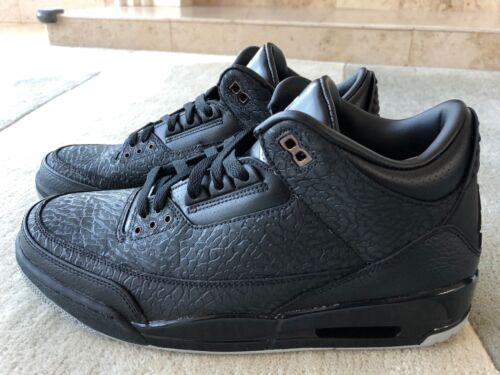 Metallic la 3 Retro Black Jordan nouveau de 12 Silve 315767 boîte 001 la Air dans taille jULzGVqSMp