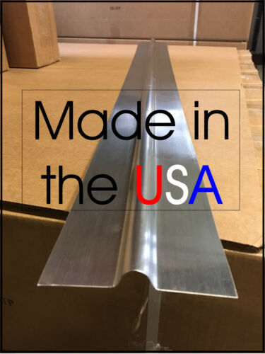 "20-2/' Aluminum Radiant Floor Heat Transfer Plates for 1//2/"" PEX tubing"