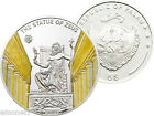 2009 Palau ZEUS Antique 7 Wonders of the World Silver coin $5 color + FREE GIFT