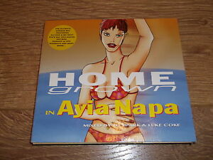 VARIOUS-HOME-GROWN-IN-AYIA-NAPA-DOUBLE-CD-ALBUM-VERY-GOOD
