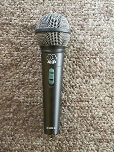 AKG D 8000 S Dynamic Cable Professional Microphone | eBay