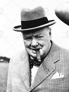 Vintage-Winston-Churchill-Cigar-Prime-Minister-Britain-Canvas-Art-Print