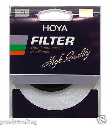 Genuine Japan Hoya ND8 67mm Filter Neutral Density NDx8 Camera Lens Filter