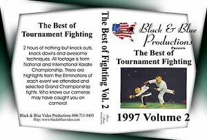 1997-Volume-2-Best-of-Tournament-Point-Fighting-Sparring-2-hours-long