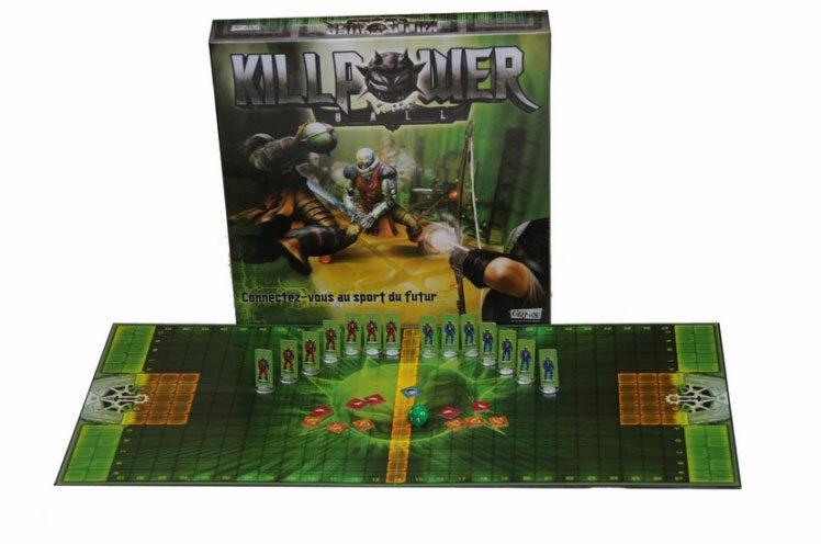 Jeu de société  Killenergia Btutti VF - Neuf, encore embtuttié   - GD Jeux  acquisti online