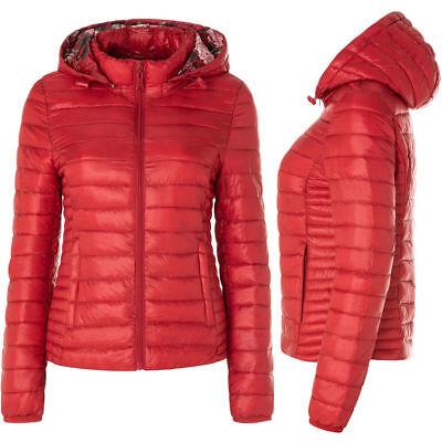 Piumino donna ARTIKA Ultralight Travel Jacket N025 cappuccio giubbotto giacca