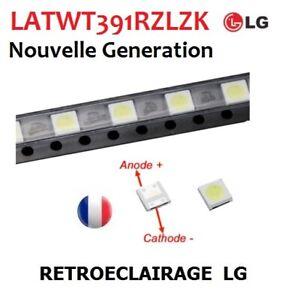 Lot de DIODES LED LG LATWT470RELZK 6916L-1174A//6916