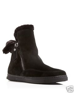 9e008d481239 New In Box! Stuart Weitzman Furgie Zip Up Boots Size 10 Made in ...