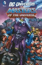 DAS DC-UNIVERSUM VS. DIE MASTERS OF THE UNIVERSE deutsch (US#1-6) VARIANT HE-MAN
