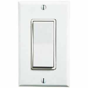 WALL-DECORA-ROCKER-SWITCH-15A-SINGLEPOLE-3WAY-4WAY-FITS-5601-5603-5604-WHITE