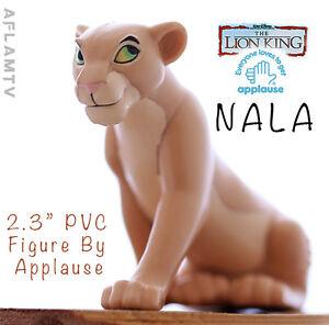 Lion-King-PVC-Figure-Nala-Applause-Disney-Estatuilla-Guardia-Cake-Topper-Sarabi-Raro
