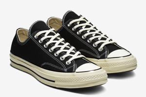 Casual low Black Sneakers 162058C-001
