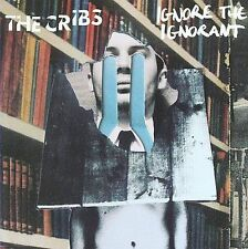 Ignore the Ignorant by The Cribs (CD, Nov-2009, Warner Bros.) 24 hr shipping!