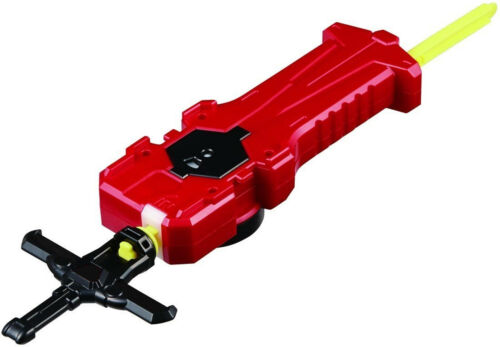 USA SELLER! RED Beyblade BURST Sword Launcher BeyLauncher B-48 SL