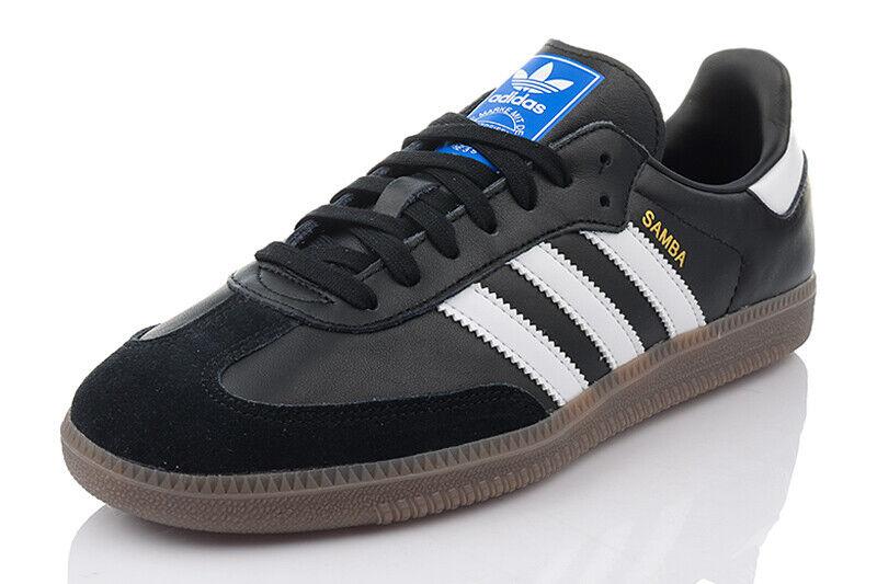 Adidas Samba OG Schuhe Original Sneaker Sport Freizeit Sneakers black B75807