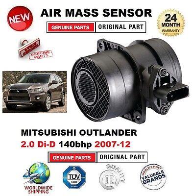 Mk2 2007-2012 2.0 DI-D Mass Air Flow Meter Sensor Fits Outlander