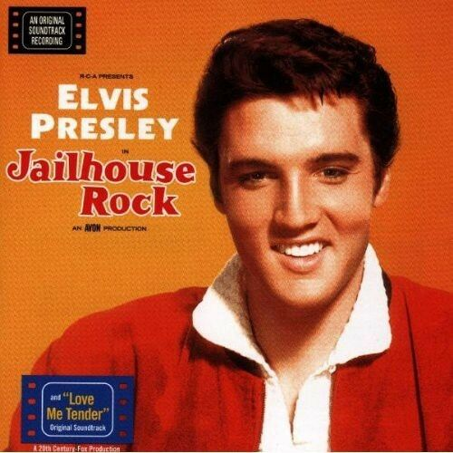 Elvis Presley - Jailhouse Rock & Love Me Tender (Original Soundtrack) [New CD] U