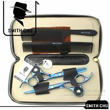 "Professional 6"" Hair Cutting Thinning Scissors Shears Clipper Hairdressing Set"