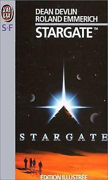 Stargate de Dean Devlin | Livre | état acceptable