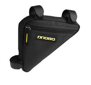 Bicycle-Cycling-Bike-Frame-Pannier-Front-Tube-Triangle-Bag-Pipe-Pouch-Carrier-UK