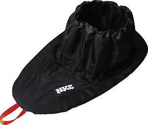 NKE Nookie Reinforced Spraydeck kayak-Adjustab<wbr/>le Waist-KEYHOLE/<wbr/>BIG/XTRA BIG Deck