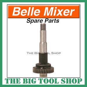 BELLE-MIXER-MINIMIX-arbre-tambour-de-boite-de-vitesses-150-ver-roue-MS09-piece-de-rechange