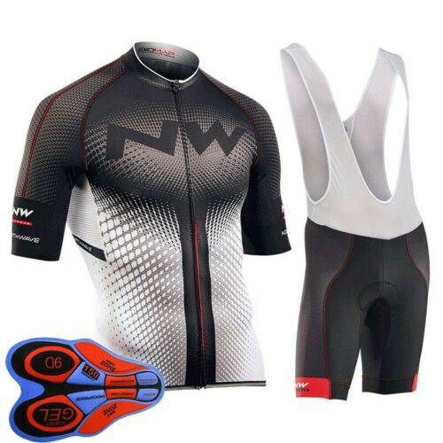 2020 men cycling Jersey bib shorts set Summer team bike Outfits bicycle clothing