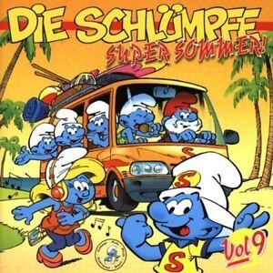 Die-Schluempfe-Vol-09-Super-Sommer-1999-CD