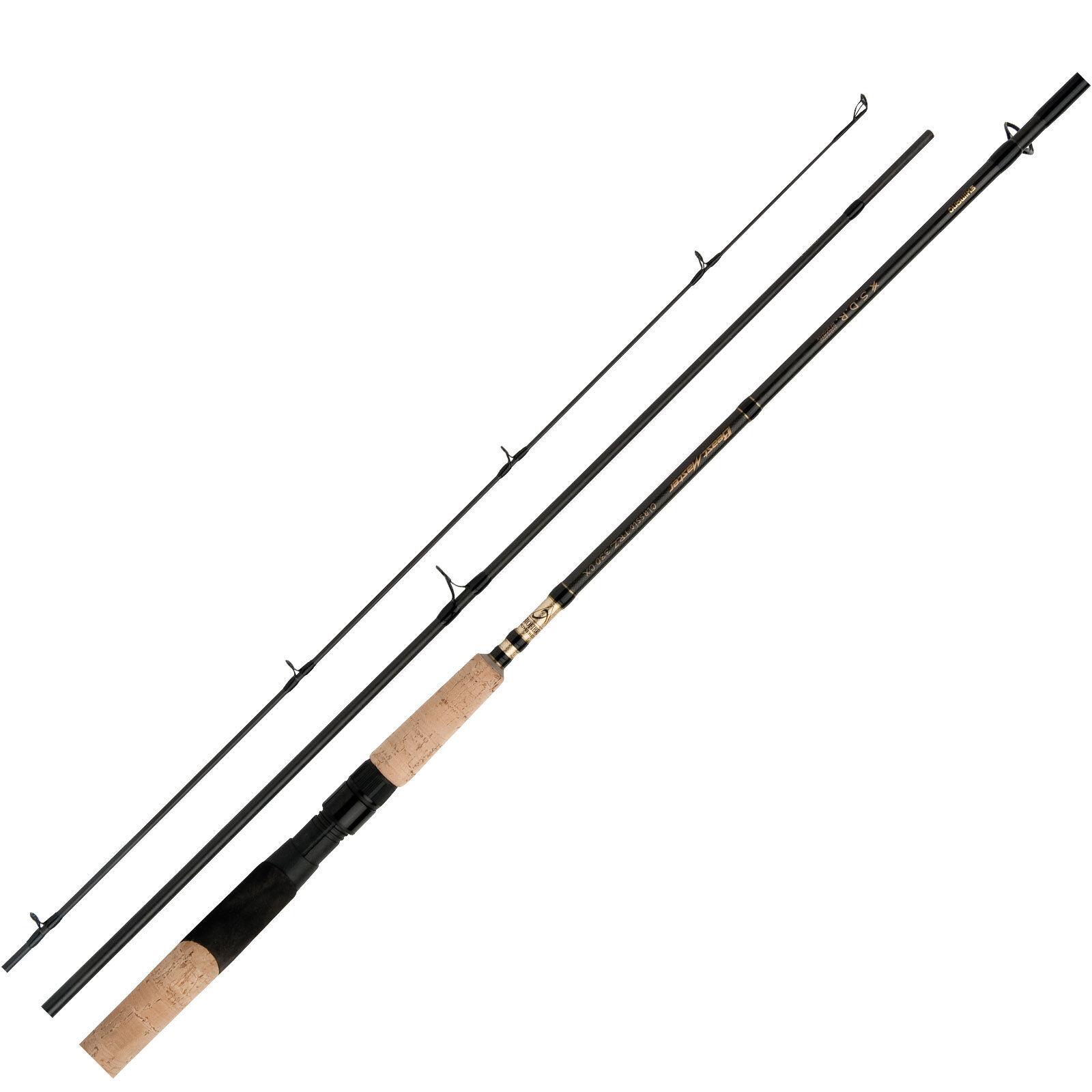 Shimano suponen el grueso de la barra barra de pesca - Leucomas de trucha de Beastmaster CX 3, 00 m 5-40 g