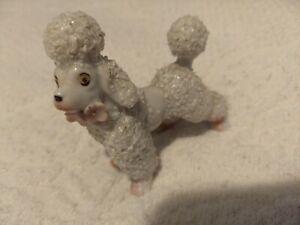 Made In Japan Poodle Figurine Vintage Marked Japan Ebay